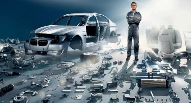 Wholesale of Spare parts for cars